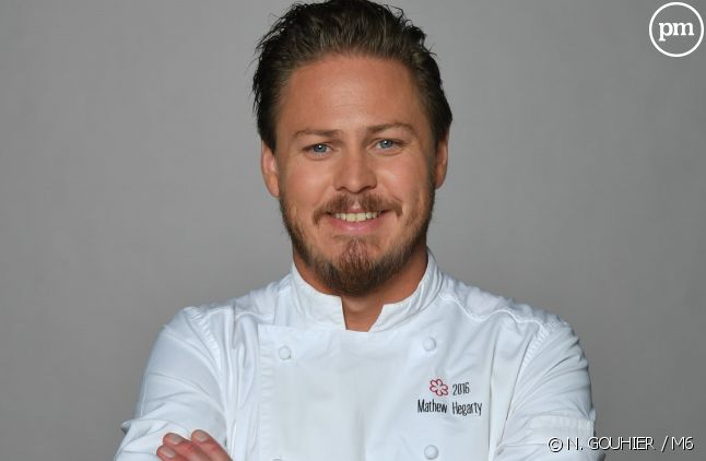 "Mathew Hegarty, candidat de ""Top Chef"" 2018"