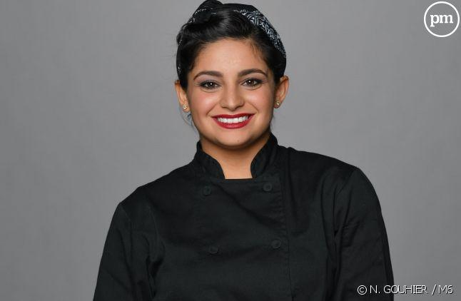 "Tara, candidate de ""Top Chef"" 2018"
