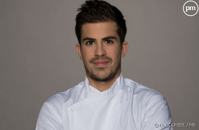 "Victor, candidat de ""Top Chef"" 2018"