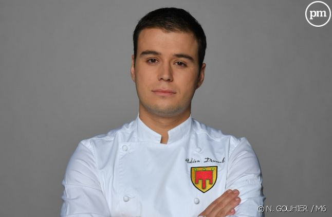 "Adrien, candidat de ""Top Chef"" 2018"