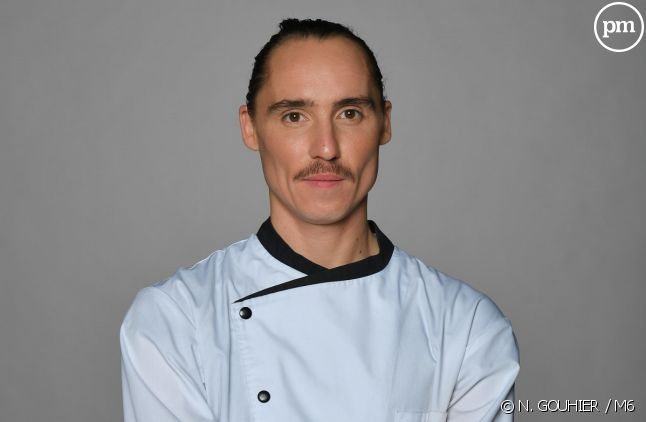 "Franck, candidat de ""Top Chef"" 2018"