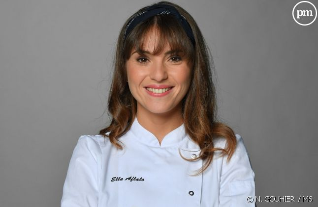 "Ella, candidate de ""Top Chef"" 2018"