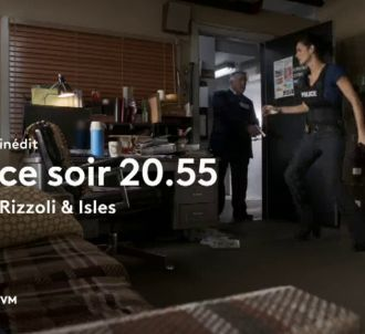 Bande-annonce de 'Rizzoli & Isles' saison 7 (VF)