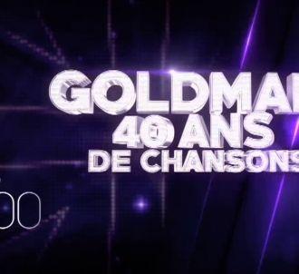 Bande-annonce de 'Goldman, 40 ans de chansons'