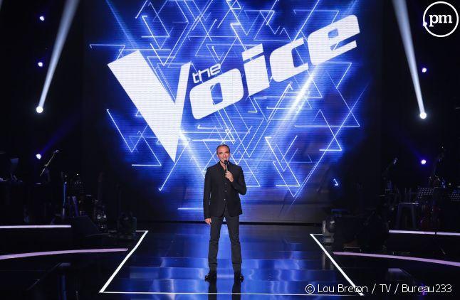 """""""The Voice"""" saison 7, épisode 1."""