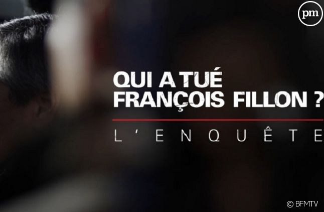 """""""Qui a tué François Fillon ?"""" ce soir sur BFMTV"""