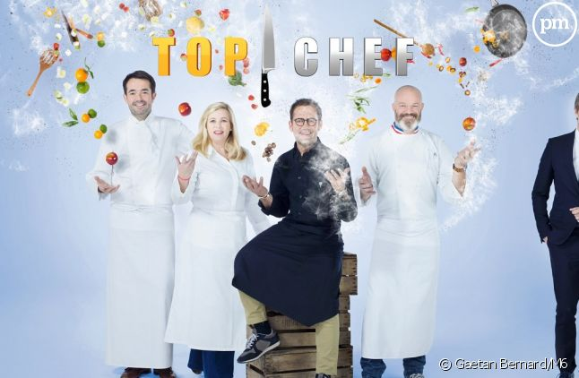 """La saison 9 de """"Top Chef"""" est lancée ce soir sur M6"""