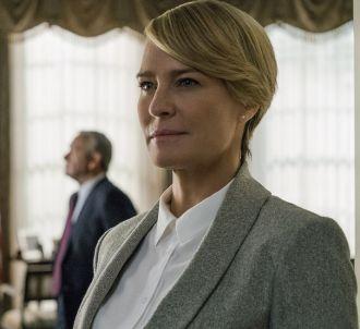 Robin Wright devient l'héroïne principale de 'House of...