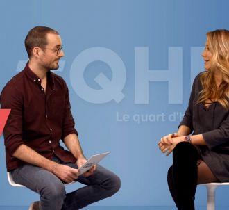 Stéphanie Loire invitée de 'QHM'