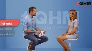 """Alexia Laroche-Joubert dans #QHM : """"La 'Star Academy', c'est une télé qui ne pourra plus exister"""""""
