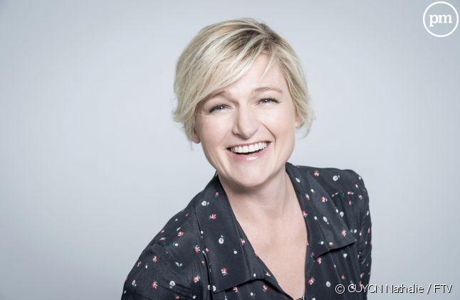 """Anne-Elisabeth Lemoine présente """"C à vous"""""""