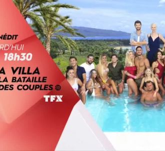 Bande-annonce de 'La Villa : la bataille des couples'