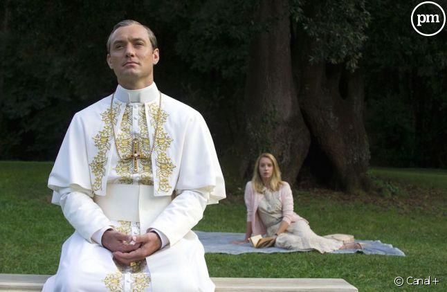 "Jude Law joue dans la suite de ""The Young Pope"", ""The New Pope""."