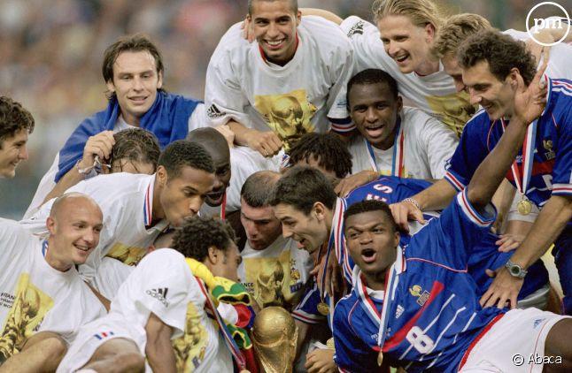 TF1 fête les 20 ans du sacre de l'équipe de France.