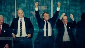 Finale de la Coupe du monde : beIN Sports convoque Emmanuel Macron pour sa bande-annonce
