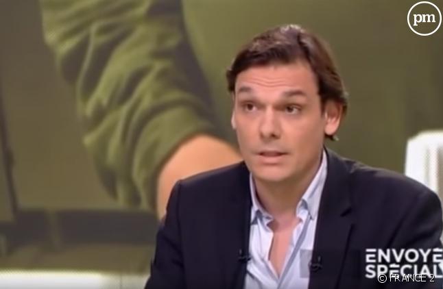 "Nicolas Daniel dans ""Envoyé Spécial"" en 2013"