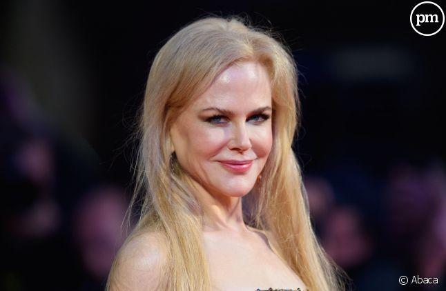 Nicole Kidman dans un film sur le harcèlement sexuel à Fox News.