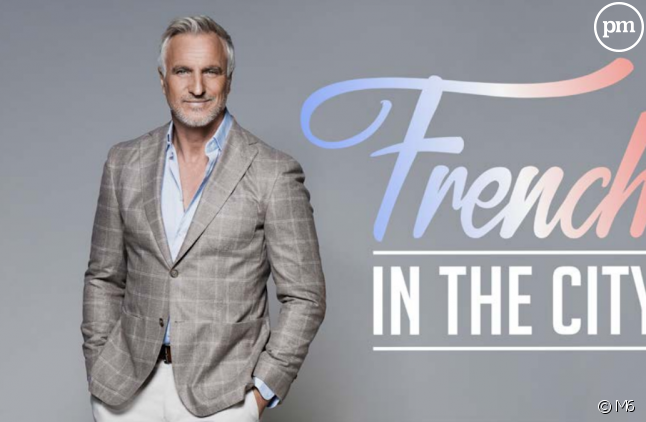 "David Ginola dans ""French In The City"""