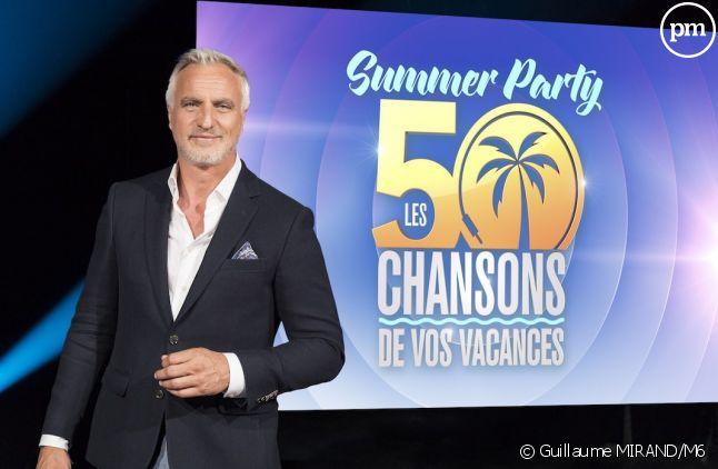 """David Ginola fait sa """"Summer Party"""" sur M6"""