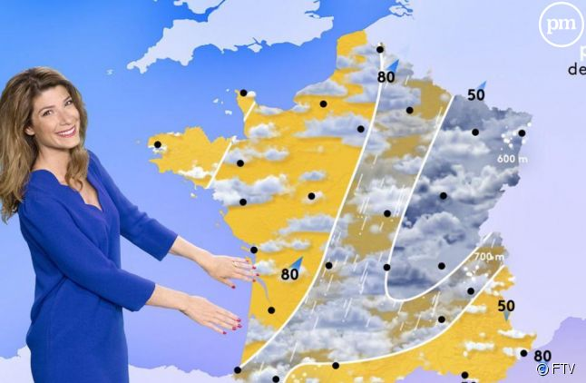 Chloé Nabédian (France 2) inaugurera les nouveaux bulletins météo de France Télévisions