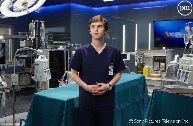 """""""Good Doctor"""", prime le plus suivi du mois d'août"""
