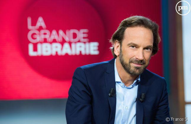 """""""La grande librairie"""", émission la plus influente pour vendre des livres."""