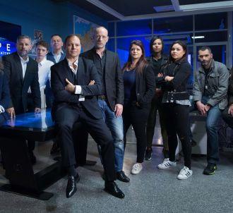 L'équipe de professionnels d''Escape'