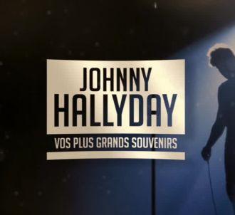 'Johnny Hallyday, vos plus grands souvenirs'
