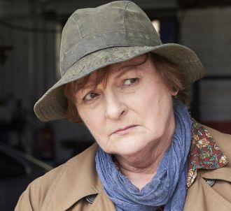 Brenda Blethyn dans la peau de l'inspectrice Vera