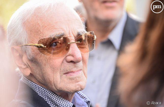 Charles Aznavour est décédé lundi à l'âge de 94 ans