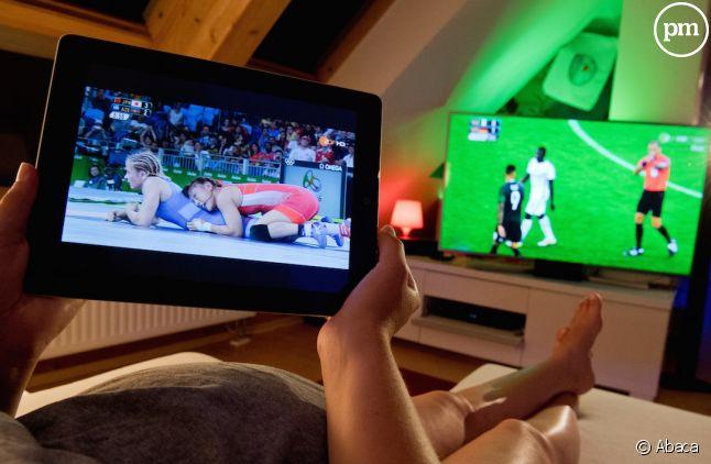 La consommation des vidéos en ligne progresse en France.