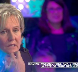 Nadine Morano fustige France Inter et ses humoristes.