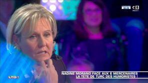 """""""Blacklistée"""" de France Inter, Nadine Morano dénonce un """"média trusté par les gauchistes"""""""