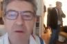 """""""Ne me touchez pas !"""" : En pleine perquisition de son domicile, J-L Mélenchon fait un Facebook Live surréaliste"""