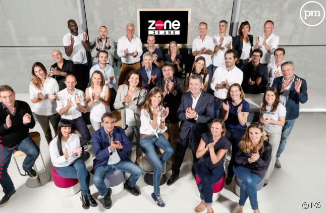 """""""Zone Interdite : Les 25 ans"""""""