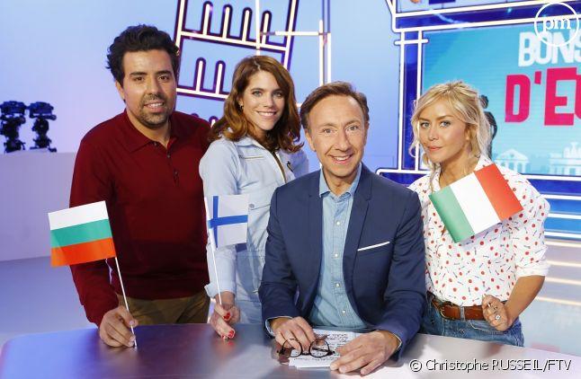 """""""Bons baisers d'Europe"""" sur France 2"""