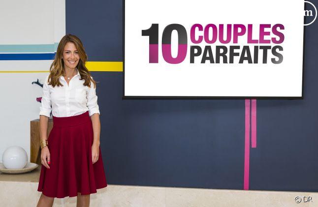 """Elsa Fayer dans """"10 couples parfaits"""""""