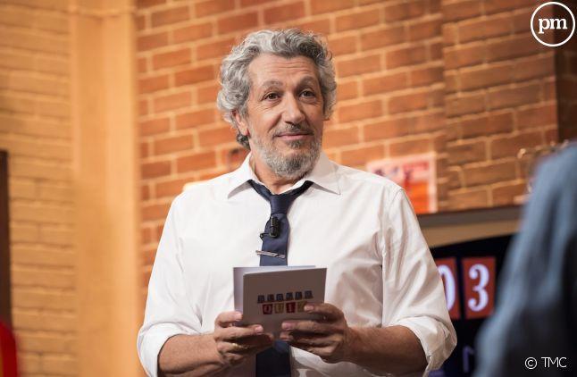 Alain Chabat scelle sa succession, TMC revoit sa programmation — Burger Quiz