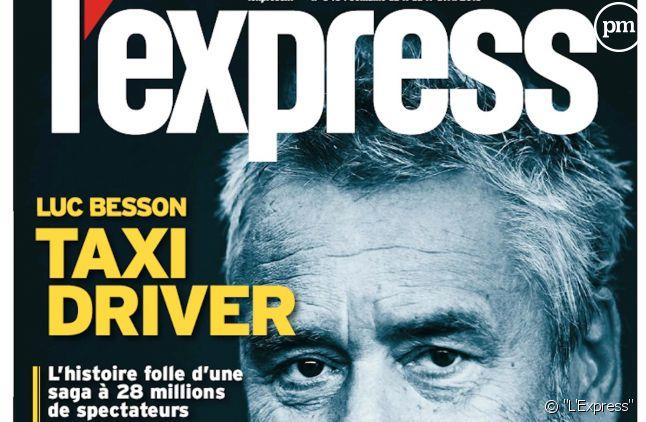 "Une de ""L'Express""."