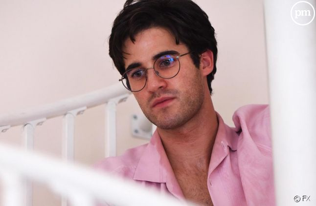 "Darren Criss dans ""The Assassination of Gianni Versace: American Crime Story"""
