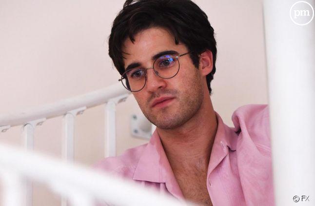 "Darren Criss dans ""The Assassination of Gianni Versace: American Crime Story"""