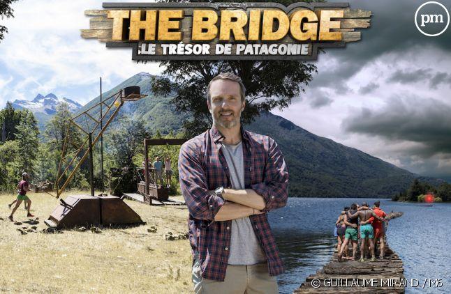 """Stéphane Rotenberg anime """"The Bridge : Le trésor de Patagonie"""""""