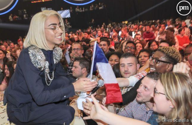"""Bilal Hassani après sa victoire dans """"Destination Eurovision"""""""