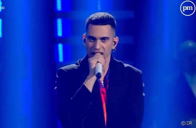 """Mahmoud défendra le titre """"Soldi"""" à l'Eurovision"""