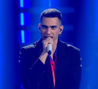 Mahmoud défendra le titre 'Soldi' à l'Eurovision
