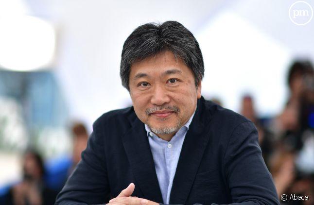 Hirokazu Kore-eda à Cannes en mai 2018