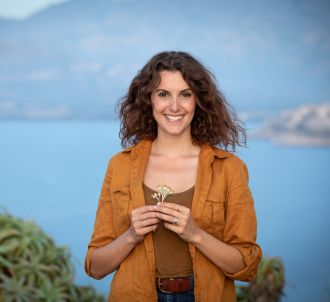 Fanny Agostini, présentatrice de 'Thalassa'