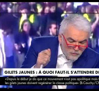 Pascal Praud dans 'L'heure des pros' avec Jérôme Rodriguez