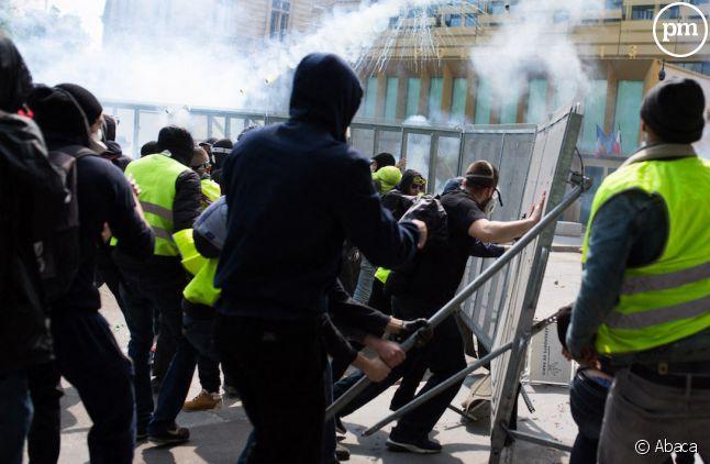 Manifestations du 1er mai 2019 à Paris