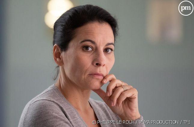 """Cécile Rebboah dans """"Les Bracelets rouges"""""""